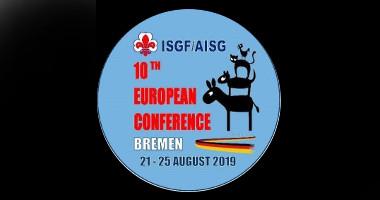 21-25.8.2019: Relazione Conferenza Europea ISGF – Brema