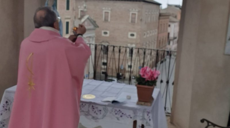 25.03.2020: Festa dell'Annunciazione: Maria ha detto Sì… e noi?